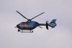 けいとパパさんが、福岡空港で撮影した福岡県警察 EC135P2+の航空フォト(飛行機 写真・画像)