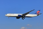 garrettさんが、成田国際空港で撮影したデルタ航空 A330-941の航空フォト(飛行機 写真・画像)