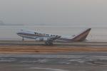 abeam checkさんが、羽田空港で撮影したカリッタ エア 747-4B5F/SCDの航空フォト(飛行機 写真・画像)