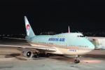 @たかひろさんが、伊丹空港で撮影した大韓航空 747SP-B5の航空フォト(飛行機 写真・画像)