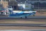 ゆう改めてさんが、伊丹空港で撮影した天草エアライン ATR-42-600の航空フォト(飛行機 写真・画像)