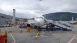 AE31Xさんが、ロンドン・ヒースロー空港で撮影したジェット・タイム 737-73Sの航空フォト(飛行機 写真・画像)