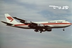 tassさんが、成田国際空港で撮影したマーティンエアー 747-228F/SCDの航空フォト(飛行機 写真・画像)