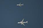 tamtam3839さんが、名古屋飛行場で撮影した日本航空 A350-941XWBの航空フォト(飛行機 写真・画像)