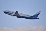 kurubouzuさんが、関西国際空港で撮影したボーイング・キャピタル 777-2J6の航空フォト(飛行機 写真・画像)