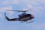 yabyanさんが、名古屋飛行場で撮影した国土交通省 地方整備局 412EPの航空フォト(飛行機 写真・画像)