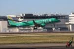 つっさんさんが、名古屋飛行場で撮影したフジドリームエアラインズ ERJ-170-200 (ERJ-175STD)の航空フォト(飛行機 写真・画像)