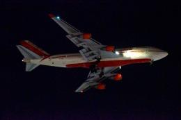 KAZKAZさんが、キング・アブドゥルアジズ国際空港で撮影したエア・インディア 747-437の航空フォト(飛行機 写真・画像)