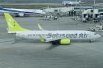 JA8943さんが、那覇空港で撮影したソラシド エア 737-86Nの航空フォト(飛行機 写真・画像)