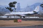 kumagorouさんが、仙台空港で撮影した朝日新聞社 560 Citation Encoreの航空フォト(飛行機 写真・画像)