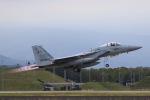 aki241012さんが、新田原基地で撮影した航空自衛隊 F-15J Eagleの航空フォト(飛行機 写真・画像)