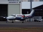 otromarkさんが、八尾空港で撮影した日本法人所有 B200 Super King Airの航空フォト(飛行機 写真・画像)
