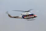 Wasawasa-isaoさんが、中部国際空港で撮影した国土交通省 地方整備局 412EPの航空フォト(飛行機 写真・画像)