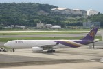 Mr.boneさんが、福岡空港で撮影したタイ国際航空 A330-343Xの航空フォト(飛行機 写真・画像)