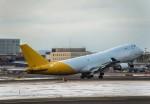Cygnus00さんが、新千歳空港で撮影したポーラーエアカーゴ 747-47UF/SCDの航空フォト(飛行機 写真・画像)
