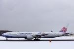kikiさんが、新千歳空港で撮影したチャイナエアライン 777-309/ERの航空フォト(飛行機 写真・画像)
