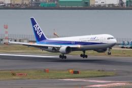 Hiro-hiroさんが、羽田空港で撮影した全日空 767-381の航空フォト(飛行機 写真・画像)