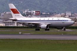 @たかひろさんが、伊丹空港で撮影した中国民用航空局 A310-222の航空フォト(飛行機 写真・画像)