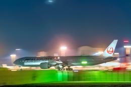 こうきさんが、成田国際空港で撮影した日本航空 777-346/ERの航空フォト(飛行機 写真・画像)