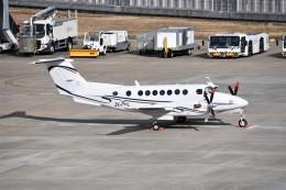 kumagorouさんが、仙台空港で撮影したニュージーランド個人所有 King Air 350(B300)の航空フォト(飛行機 写真・画像)