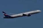 sepia2016さんが、成田国際空港で撮影したアエロフロート・ロシア航空 777-3M0/ERの航空フォト(飛行機 写真・画像)