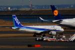 KAZKAZさんが、羽田空港で撮影した全日空 A320-211の航空フォト(飛行機 写真・画像)
