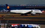 KAZKAZさんが、羽田空港で撮影したルフトハンザドイツ航空 A350-941XWBの航空フォト(飛行機 写真・画像)