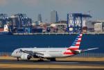 KAZKAZさんが、羽田空港で撮影したアメリカン航空 787-9の航空フォト(飛行機 写真・画像)