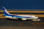 KAZKAZさんが、羽田空港で撮影した全日空 737-781の航空フォト(飛行機 写真・画像)