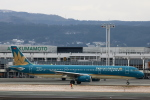 Zakiyamaさんが、熊本空港で撮影したベトナム航空 A321-231の航空フォト(飛行機 写真・画像)