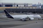JA8037さんが、羽田空港で撮影したルフトハンザドイツ航空 A350-941XWBの航空フォト(飛行機 写真・画像)