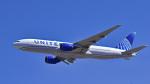 パンダさんが、成田国際空港で撮影したユナイテッド航空 777-222の航空フォト(飛行機 写真・画像)