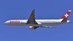 パンダさんが、成田国際空港で撮影したスイスインターナショナルエアラインズ 777-3DE/ERの航空フォト(飛行機 写真・画像)