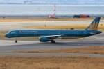 PW4090さんが、関西国際空港で撮影したベトナム航空 A321-231の航空フォト(飛行機 写真・画像)