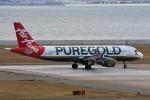 PW4090さんが、関西国際空港で撮影したフィリピン・エアアジア A320-216の航空フォト(飛行機 写真・画像)