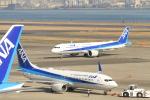 TAK_HND_NRTさんが、羽田空港で撮影した全日空 737-881の航空フォト(飛行機 写真・画像)