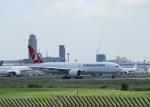 銀苺さんが、成田国際空港で撮影したターキッシュ・エアラインズ 777-FF2の航空フォト(飛行機 写真・画像)