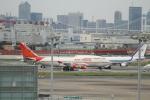 G-BNLYさんが、羽田空港で撮影したエア・インディア 747-437の航空フォト(飛行機 写真・画像)