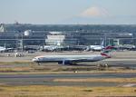 銀苺さんが、羽田空港で撮影したブリティッシュ・エアウェイズ 777-336/ERの航空フォト(飛行機 写真・画像)