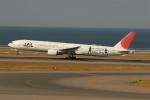ITM58さんが、中部国際空港で撮影した日本航空 777-346の航空フォト(飛行機 写真・画像)