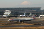 G-BNLYさんが、羽田空港で撮影したブリティッシュ・エアウェイズ 777-336/ERの航空フォト(飛行機 写真・画像)