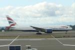 G-BNLYさんが、シアトル タコマ国際空港で撮影したブリティッシュ・エアウェイズ 777-236/ERの航空フォト(飛行機 写真・画像)