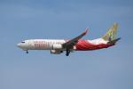 OMAさんが、シンガポール・チャンギ国際空港で撮影したエア・インディア・エクスプレス 737-8HGの航空フォト(飛行機 写真・画像)