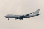 ぎんじろーさんが、成田国際空港で撮影したカリッタ エア 747-4B5F/SCDの航空フォト(飛行機 写真・画像)