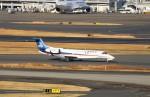 ハム太郎。さんが、羽田空港で撮影した美邦航空 MAYBONE AVIATION ERJ-135 Legacyの航空フォト(飛行機 写真・画像)