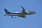 Cスマイルさんが、成田国際空港で撮影した全日空 A320-214の航空フォト(飛行機 写真・画像)