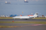 ゆーすきんさんが、羽田空港で撮影した不明 G650 (G-VI)の航空フォト(飛行機 写真・画像)