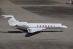 JA8037さんが、羽田空港で撮影したウェルズ・ファーゴ・バンク・ノースウェスト G500/G550 (G-V)の航空フォト(飛行機 写真・画像)