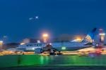 こうきさんが、成田国際空港で撮影したユナイテッド航空 777-224/ERの航空フォト(飛行機 写真・画像)