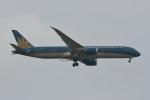 kuro2059さんが、ノイバイ国際空港で撮影したベトナム航空 787-9の航空フォト(飛行機 写真・画像)